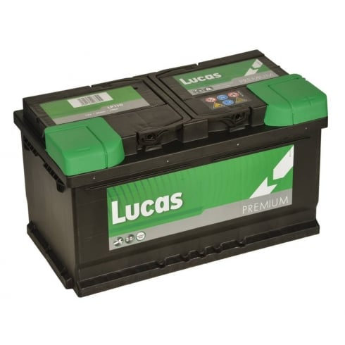 Premium 110 car battery with a 3 year warranty. (LP110 Lucas battery)
