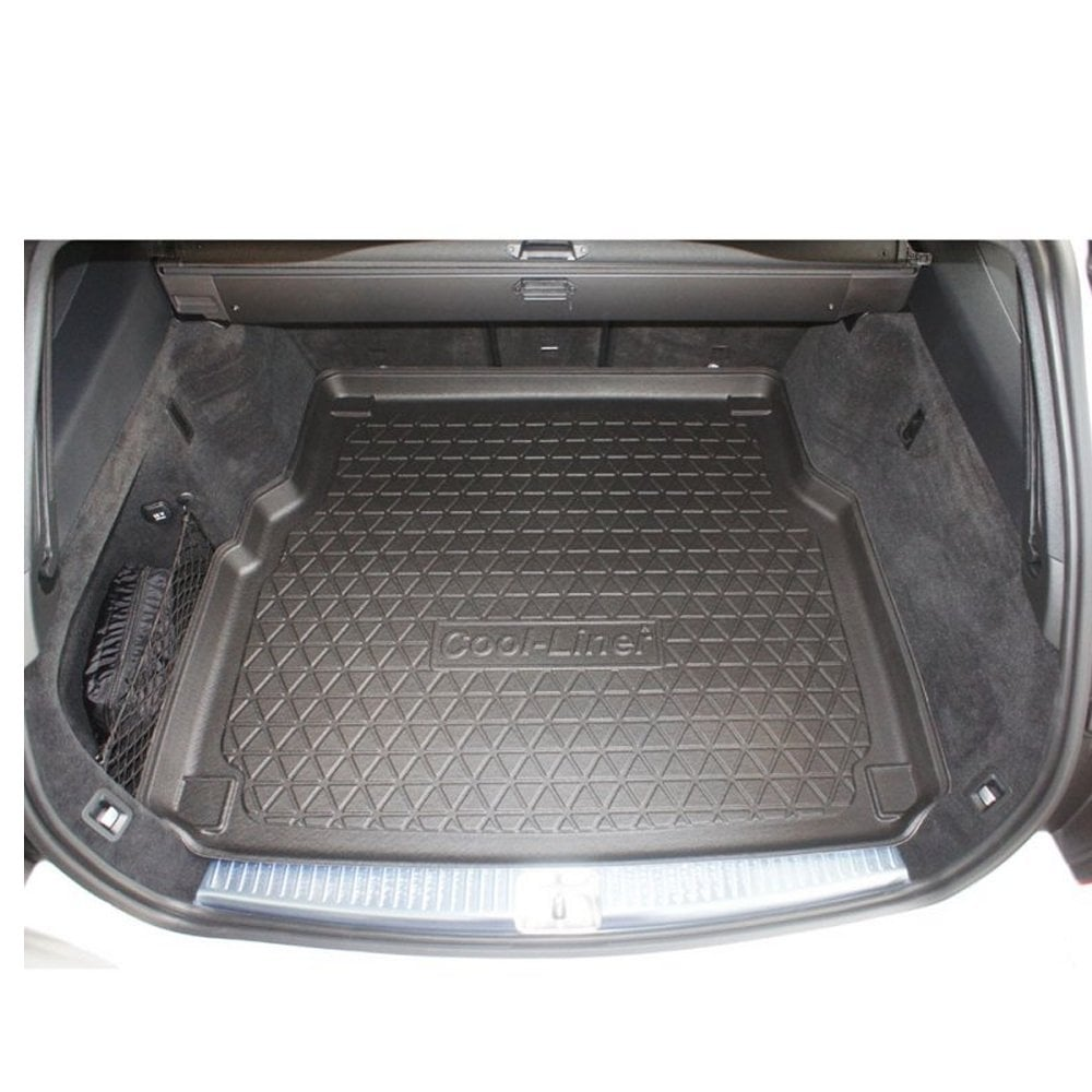 BOOT LINER DOG MAT TRAY TAILORED MERCEDES W204 C-CLASS ESTATE 2007-2014