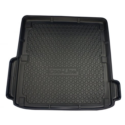 Premium tailor made heavy duty boot liner for Mercedes E W 212 T (for all models wings can be cut off)