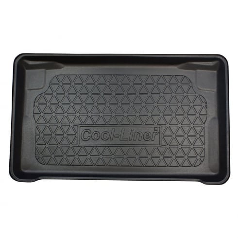 Premium tailor made heavy duty boot liner for Mini Clubman II (lower boot)