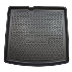Premium tailor made heavy duty boot liner for Skoda Fabia III Estate (lower boot)