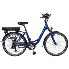 Pulse ZL2 Tranz X electric bike - Low step 26inch