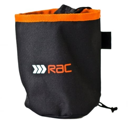 RAC pet / dog food and treat holder