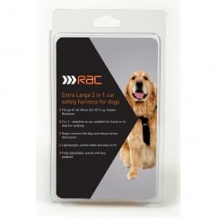 pet / dog safety harness - extra large