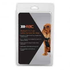 pet / dog safety harness - medium