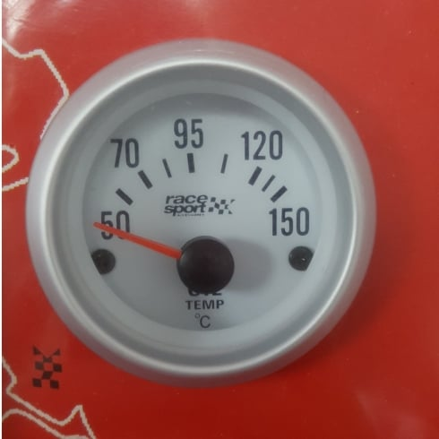 Race Sport Racing Gauge - oil temperature