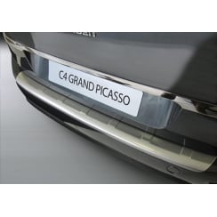 rear bumper guard Citroen C4 Grand Picasso Sept 2013 onwards