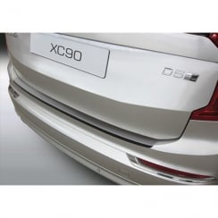 rear bumper protector guard for Volvo XC90 from 2015 onwards