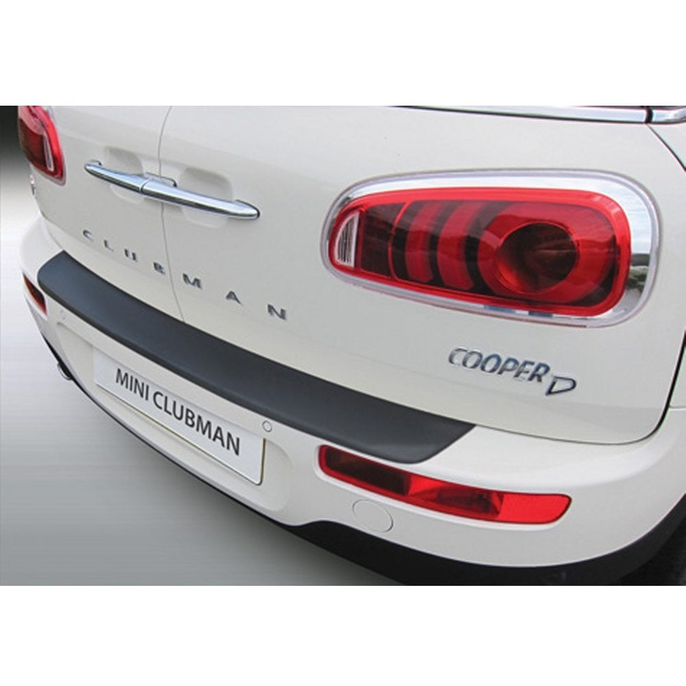 Mini Clubman Rear Bumper Protector 2015 From Direct Car Parts