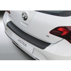 Astra J 5 door rear bumper protector Sep 2012 to Aug 2015