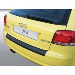 Audi A3 rear guard bumper protector 3 door Jan 03 to May 2008