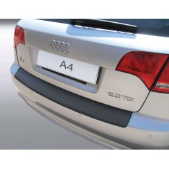 Audi A4 Avant/Estate bumper protector 09/04 to 03/08