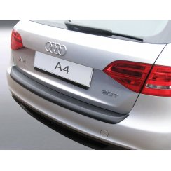 Audi A4 Avant/Estate rear guard bumper protector 08-2012 Not S4