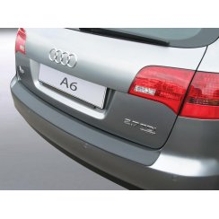 Audi A6 Avant/estate/S Line bumper guard Nov 04 to Mar 2011