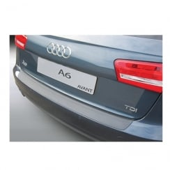 Audi A6 Estate rear guard bumper protector for models Sept 2011 to Aug 2014