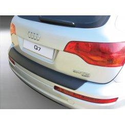 Audi Q7 rear guard bumper protector 03/06 to 05/2015