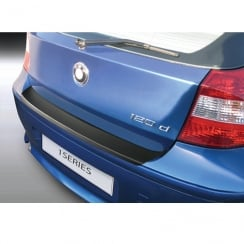 BMW 1 Series rear guard bumper protector E187 3/5Dr 09/04 to 02/07