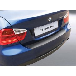 BMW 3 Series rear guard bumper protector E90 4 door to 08/08