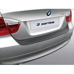 BMW 3 Series rear guard bumper protector E90 4Dr to 08/08
