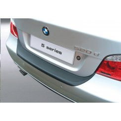 BMW 5 Series rear guard bumper protector E60 4Dr 2003 to 2010