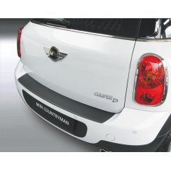 BMW Mini Countryman rear guard bumper protector for models Sept 10 to Oct 2016