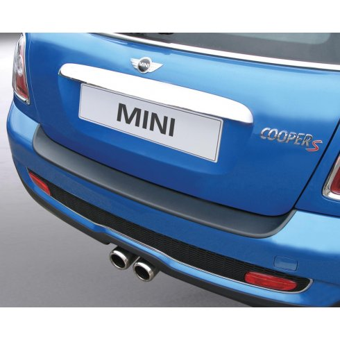 RGM BMW New Mini/Cooper rear guard bumper protector 09/06 > 02/2014