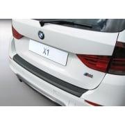 BMW X1 rear guard bumper protector Oct 2009 to Oct 2015 (M Sport model)