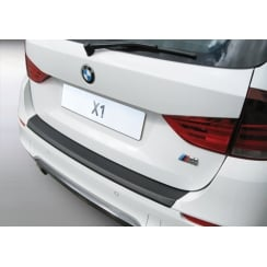 BMW X1 rear guard bumper protector Oct 2009 to Oct 2015 (M Sport model)
