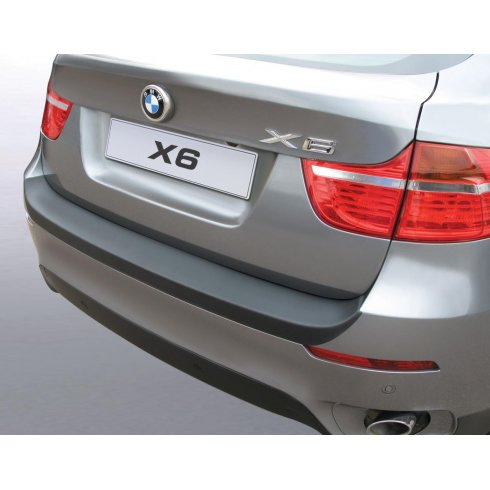 BMW X6 rear guard bumper protector E71 08 to 2012