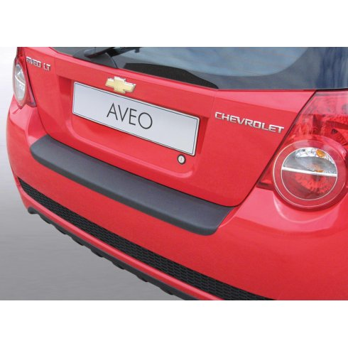 Chevrolet Aveo bumper guard 3/5Dr Hatch 04/08 to 09/11