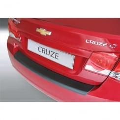 Chevrolet Cruze rear guard bumper protector 4 door 05/09 >