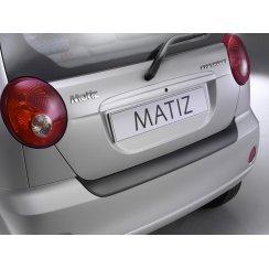 Chevrolet Matiz/Spark rear guard bumper protector upto Feb 2010
