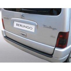 Citroen Berlingo rear guard bumper protector MK1 > 07/2008