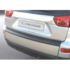 Citroen C-Crosser rear guard bumper protector 09.2007 to 5.2012