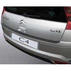 Citroen C4 Coupe rear guard bumper protector 3 door > 10/10