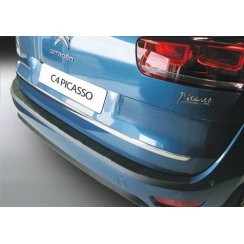 Citroen C4 Picasso rear guard bumper protector 5 Seater 06/2013>