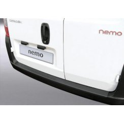 Citroen Nemo rear guard bumper protector 4/2009 >