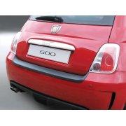 Fiat 500 Abarth rear guard bumper protector