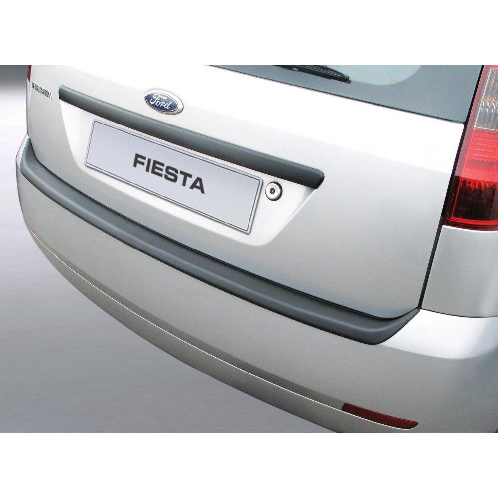 Ford Fiesta Mk6 Rear Bumper Guard 3 5 Door 02 10 08 Fuse Box Protector To