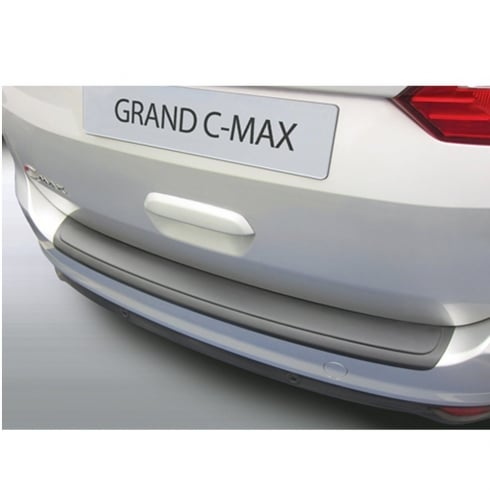 RGM Ford Grand C Max rear bumper protector for models 6.2015 onwards