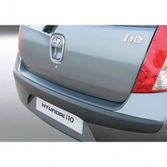 Hyundai i10 rear guard bumper protector > 12/10