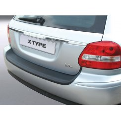 Jaguar X Type estate rear guard bumper protector June 03 to Sept 2007
