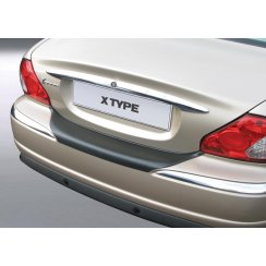 Jaguar X Type rear guard bumper protector 01-2007