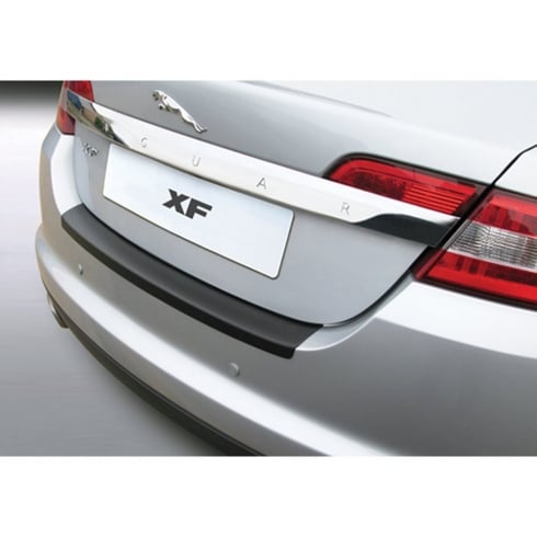 Jaguar XF rear guard bumper protector 09/2007 >
