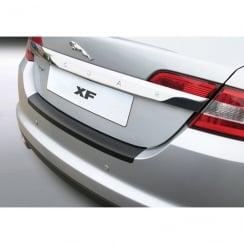 Jaguar XF rear guard bumper protector 09/2007 >