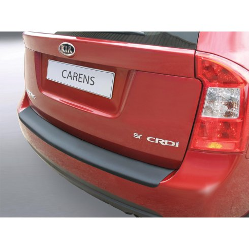 Kia Carens rear guard bumper protector 10/2006 >