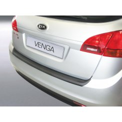 Kia Venga rear guard bumper protector 02/2010 >