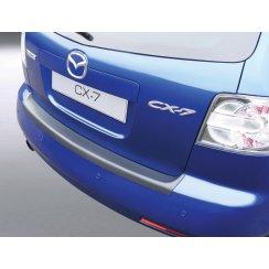 Mazda CX7 rear guard bumper protector 10/2007 >