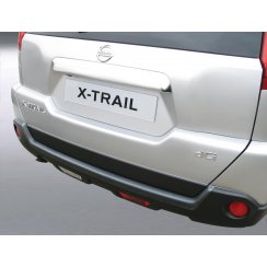 Nissan X-Trail rear guard bumper protector 05/2007 > 06/2014