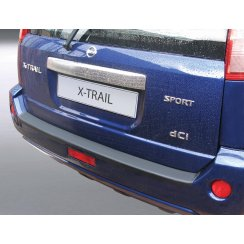 Nissan X-Trail rear guard bumper protector 09/03 > 04/07